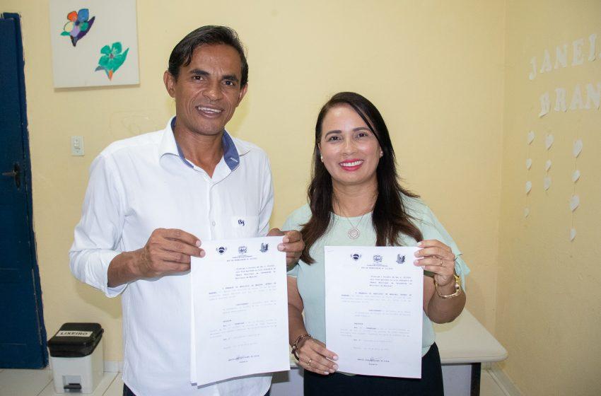 Prefeito sanciona leis municipais que beneficiarão população carente da cidade