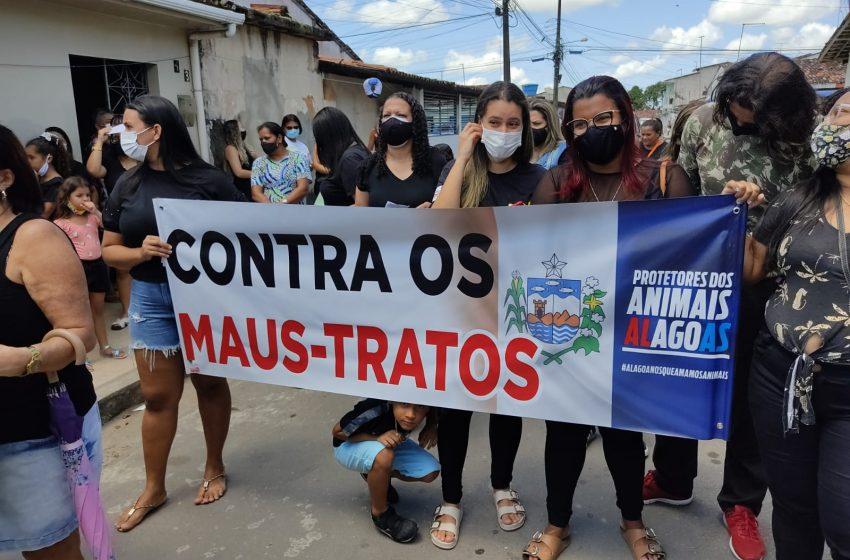 Prefeitura de Messias apoia ação local em combate á maus tratos aos animais