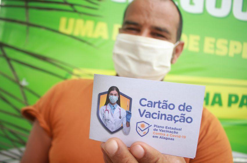 Messias é uma das das primeiras cidades de AL a vacinar pessoas com mais de 40 anos sem comorbidades