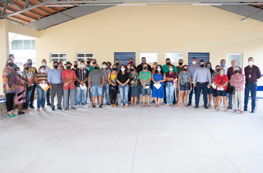 SEMAS E SMIC reúnem comerciantes locais para apresentação do Programa Municipal Messias Solidária